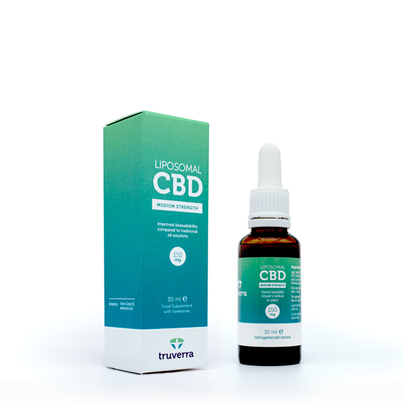 CBD Liposomal Medium Strength